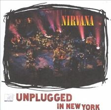 MTV Unplugged in New York by Nirvana (US) (Vinyl, Feb-2013, Geffen)