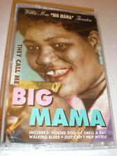 Big Mama Thornton CASSETTE NEW They Call Me