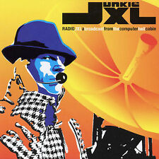 JUNKIE XL  Broadcast from the Computer Hell Cabin - USA- CD NEW Unplayed