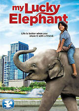 My Lucky Elephant (Dvd) Brand New with slip cover check out my other dvds