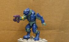 HALO Blue ELITE Covenant Battlescape II Mega Bloks megabloks blocks pp construx