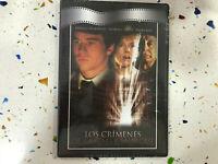 LOS CRIMENES DE LA CALLE MORGUE DVD NUEVO NEW PRECINTADO VAL KILMER
