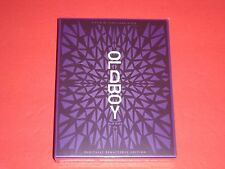 Oldboy with Old Days Blu-Ray Purple Steelbook Plain Archive Excl. #1121/2500