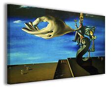 Quadri famosi Salvador Dali' vol VIII Stampa su tela arredo moderno arte design