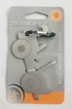 Tool Along Off Road Gadget Clip Ultimate Survival Gear Hiking Camping Outdoor(b
