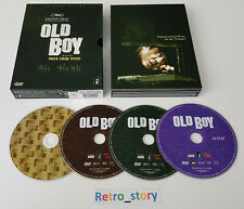 Coffret DVD Old Boy - Edition Utlime