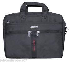 Mount Track 9406 Black Unisex Sling Bag, Messenger Bag with Laptop compartment