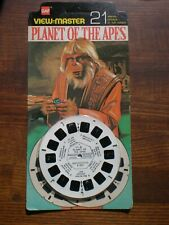 Planet of The Apes Viewmaster Reels Unopened