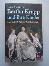 Bertha Krupp und ihre Kinder : das Leben meiner Großmutter