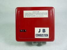 JB Combustion Oil-Burner-Control Protectorelay ! NEW !