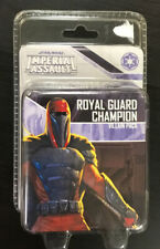 Asmodee Imperial Assault Villain Pack Royal Guard Champion (New and Sealed)