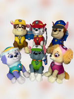 "1pc 9"" Paw Patrol Plush Stuffed Animal Chase Rubble Marshall  Skye Everest Rocky"