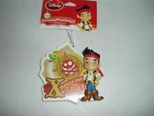 Disney Jake Never Land Pirates Hallmark Holiday Ornament New