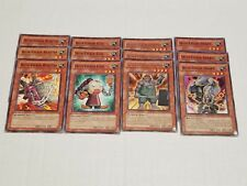 Yugioh Iron Chain Core Deck 21 Cards Dragon Blaster Coil Snake Free Booster