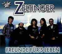 ZELTINGER - Freunde Für's Leben - CD NEU Müngersdorfer Stadion - Balla Balla