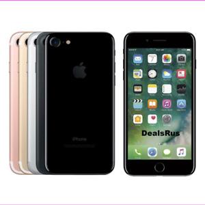 Apple iPhone 7 32GB- Gold,Black,Silver Verizon at&t Unlocked Tmobile Smartphone