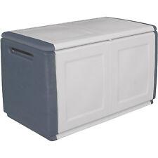 Baule Linea Cube CB2/H Robusto in Plastica PP Antiurto per Interni e Esterni