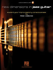 New Dimensions in Jazz Guitar Expand Your Improvisatory Consciousness Guitar Rez