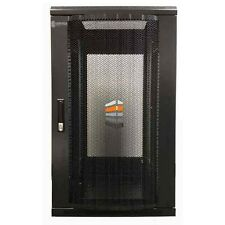 27U Server Rack 600 (W) x 600 (D) x 1400 (H) Glass Door Data cabinet