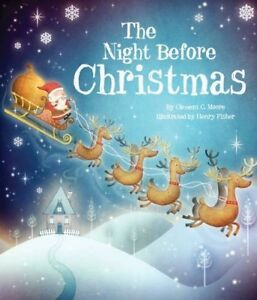 The Night Before Christmas (picture Story Book)