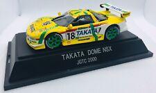 EBBRO 1/43 Takata Dome NSX