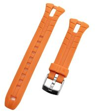 TIMEX Men's Ironman Triathlon 50-Lap T5K220 WR 100m Orange Watch Band