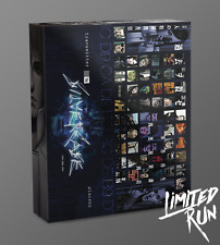 The Silver Case PC Limited Run Games SUDA51 Physical Boxed Limited Edition