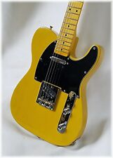DILLION  Classic butterscotch Tell-e + fender AG 6 tuner FREE!!