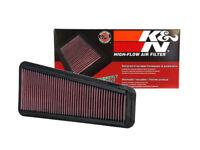 K&N 33-2281 Replacement Air Filter for 02-09 4Runner & 07-09 FJ Cruiser 4.0L V6