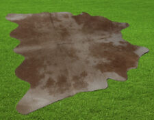 """100% New Cowhide Rugs Area Cow Skin Leather (48"""" x 41"""") Cow hide SA-805"""