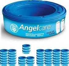 Angelcare Comfort plus & Deluxe Nachfüllkassetten Windeleimer-Ersatzkassetten