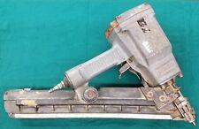 Paslode 5250/80s 30 Degree Pneumatic Air Powered Frame Strip Nailer Powermaster