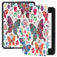 Case für Amazon Kindle Paperwhite 10.Generation 2018 Flip Etui Smart Cover Hülle