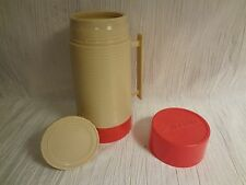 Aladdin Hy-Lo 10 oz. Plastic Thermos with cup and stopper, wide mouth - #WM1020P