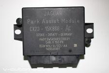2014 JAGUAR XF / APARCAMIENTO ASISTENCIA MÓDULO DE CONTROL CX23-15K866-AC