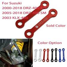 "2"" Lowering Link Links Drop kit for Suzuki DRZ400 DRZ400S 2000 -2018 DRZ400E R"