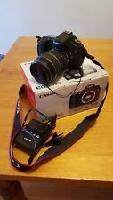 Canon EOS 60D 18.0 MP Digital SLR Camera - Black (w/ EF-S Image Stabiliser 17-85