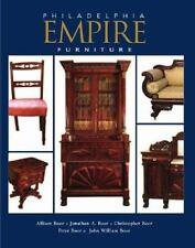 NEW IN SHRINKWRAP! Philadelphia Empire Furniture by Allison Boor, Jonathan Boor