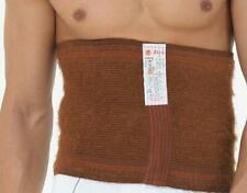 Nebat Medical Camel Wool Belt Warming Back Pain Remove Relief Natural Size XL