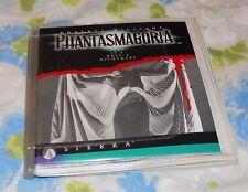 VTG Sierra Phantasmagoria 7 CD-Roms Manual Insert Booklet 90s PC Video Game