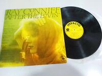 "Ray Conniff orquesta After The Lovin 1975 - LP vinyl 12 "" VG/VG 2T"