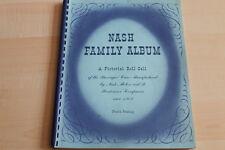 146352) Nash-Family Album-États-Unis prospectus 196?