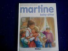 Martine baby-sitter by Gilbert delahaye New French