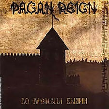 "Pagan Reign ""Vo Vremena Bylin"" (NEU / NEW) Pagan-Metal"