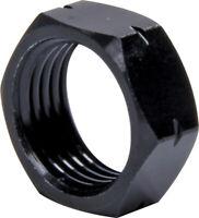 Ti22 PEFORMANCE Jam Nuts 5/8-18 LH Thin OD Alum Black 4pk P/N - TIP8273
