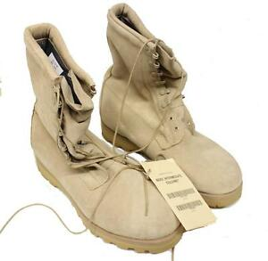 MILITARY COMBAT 8430-01-527-8588, BOOTS,COLD WEATHER   NEW