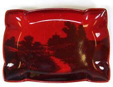 ROYAL DOULTON - FLAMBE CENDRIER - fabriqué en Angleterre - Noke