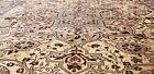 """Masterpiece 1900-1930's Wool Pile Natural Dye Armenian Hereke Rug 6'9""""×10'2"""""""