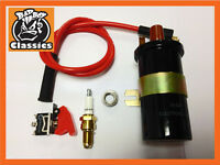 Universal CAR Flame Thrower KIT For Single Exhaust Ideal CLASSIC / KIT CAR