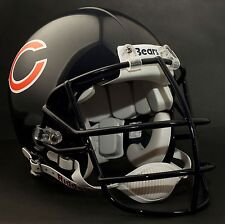 "CHICAGO BEARS Football Helmet Nameplate ""BEARS"" Decal/Sticker MIKE SINGLETARY"